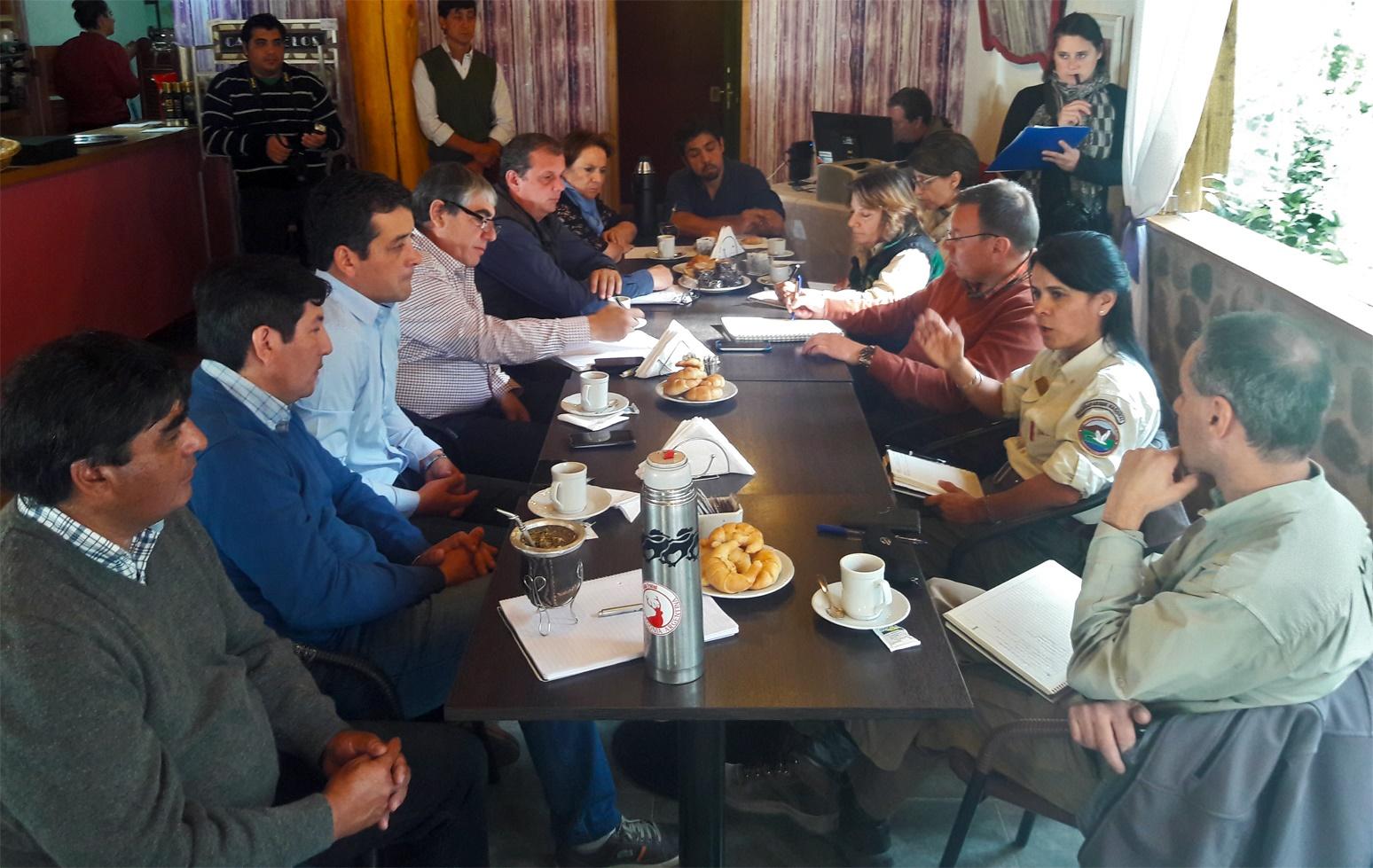 Una reunión con todos los actores para el desarrollo turístico de la región_1