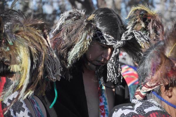 mapuches lanin