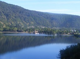 panoramica lago julieta