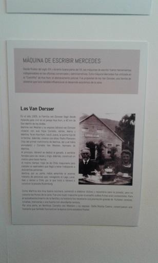 museo maquina de escribir castrillito
