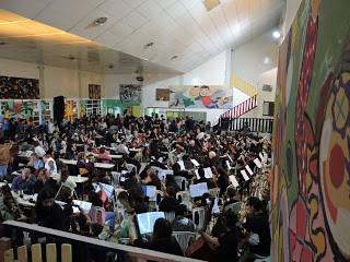 tocando orquesta general