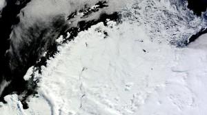 agujero en la antartida