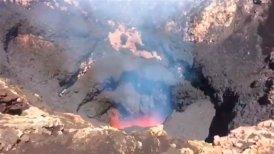 villarrica volcan 5 dic.