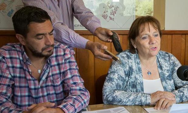 Brunilda y Carlos