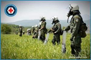 fernanda barral policia gases