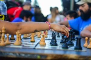 noche de las artes 24 ajedrez