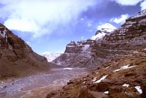 wesak valle del tibet