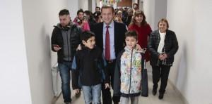 escuela gob. con chicos