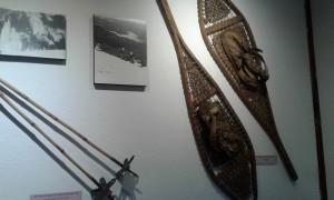 muestra pioneros equies y raquetas