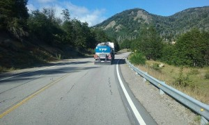 camion de YPF