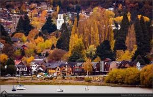 foto nota otoño con lago