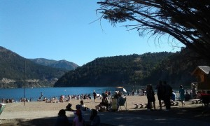 nota verano lago