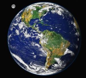 foto de la tierra
