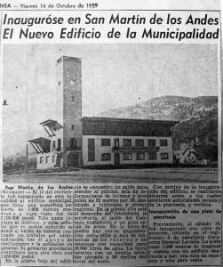 nota de la prensa municipalidad
