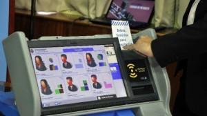 maquina voto electronico