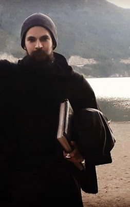 jeremias es esta la foto frente al lago