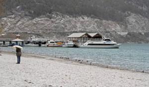 puyehue playa lago