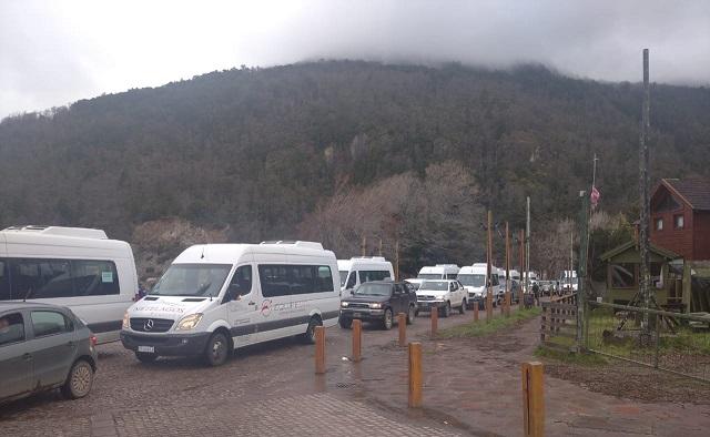 manifestacion turismo 2